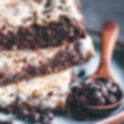 Black Bean Choc Brownies