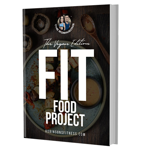 Fit Food Project - Vegan Edition