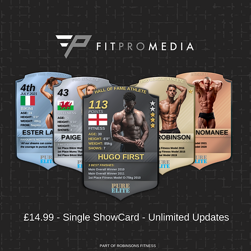 ShowCard Graphic Unlimited