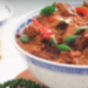 Slow Cooked Spicy Beef Curry