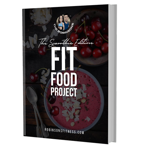 Fit Food Project - Smoothie Edition