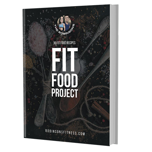 Fit Food Project - Volume 3