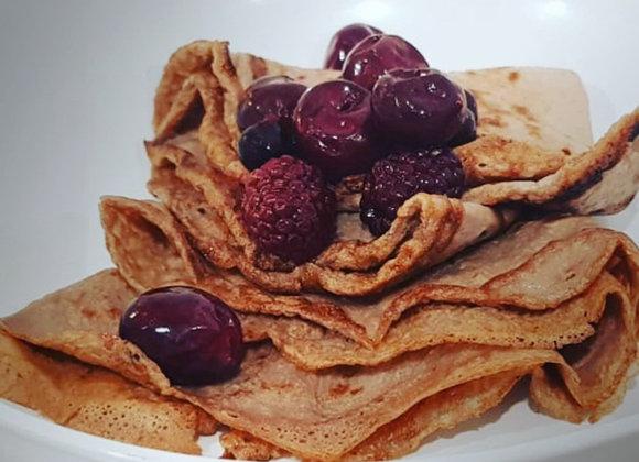 3 Protein Pancakes