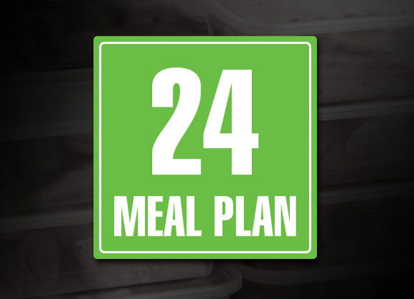 24 Meal Prep Plan