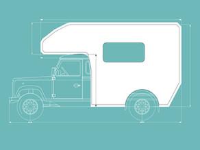PPE allège vos camping-cars avec son panneau Weldpan®.
