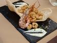 Shrimps in garlic