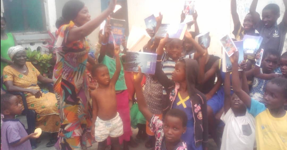 Mission for Orphans & Widow Abease Domin