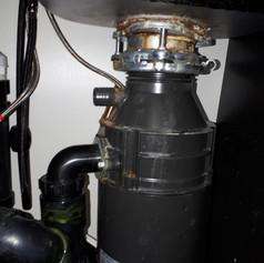 Kitchen sink grinder