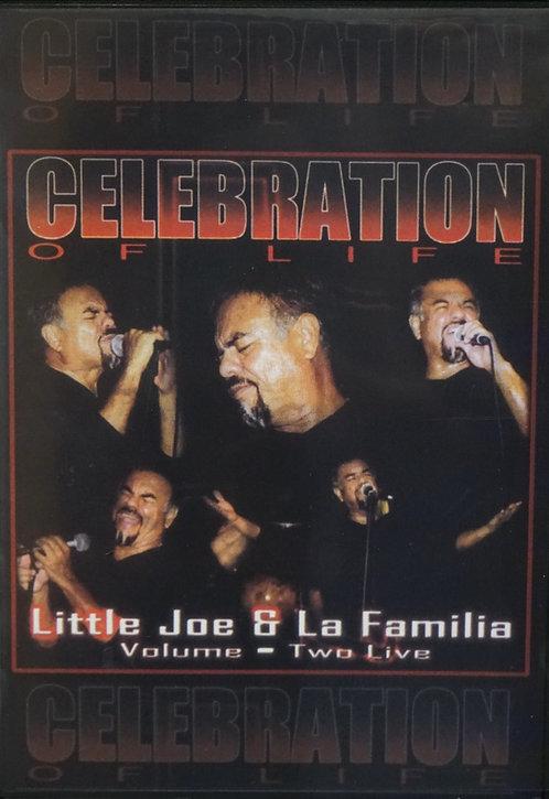 CELEBRATION OF LIFE: VOL II DVD