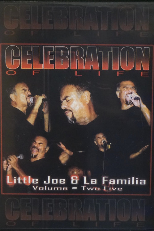 CELEBRATION OF LIFE: VOL II DVD