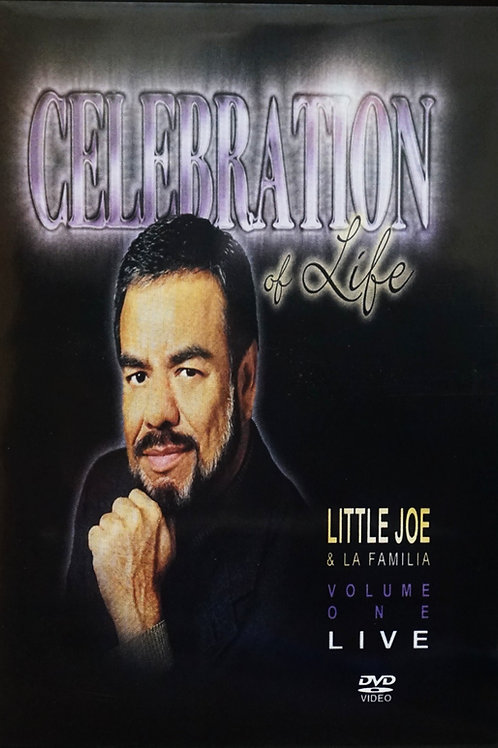 CELEBRATION OF LIFE: VOL I DVD