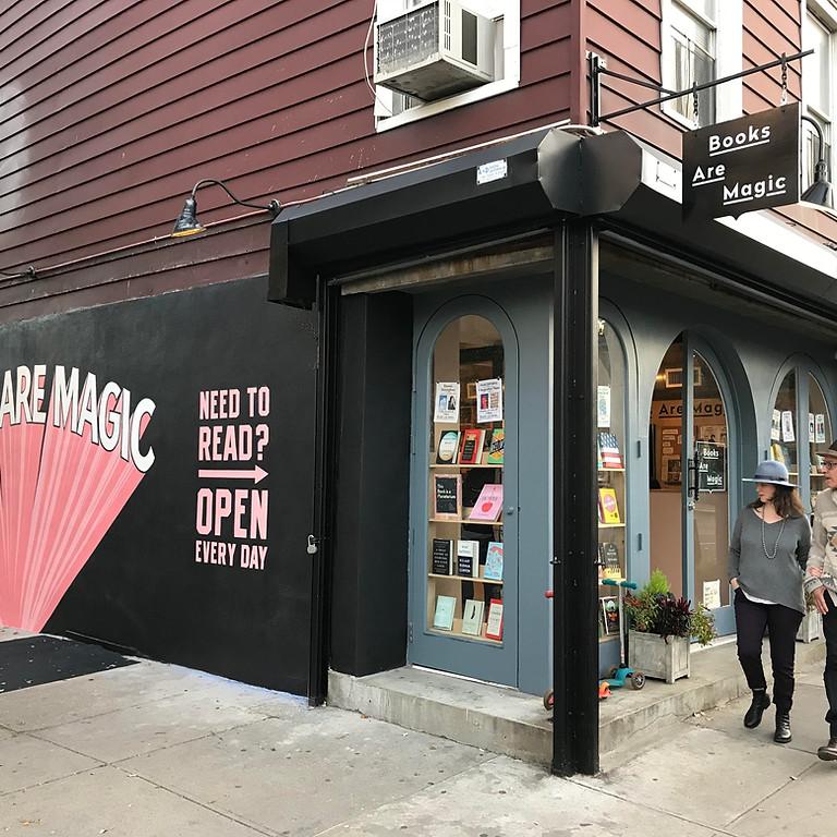 Brooklyn, NY Book Event