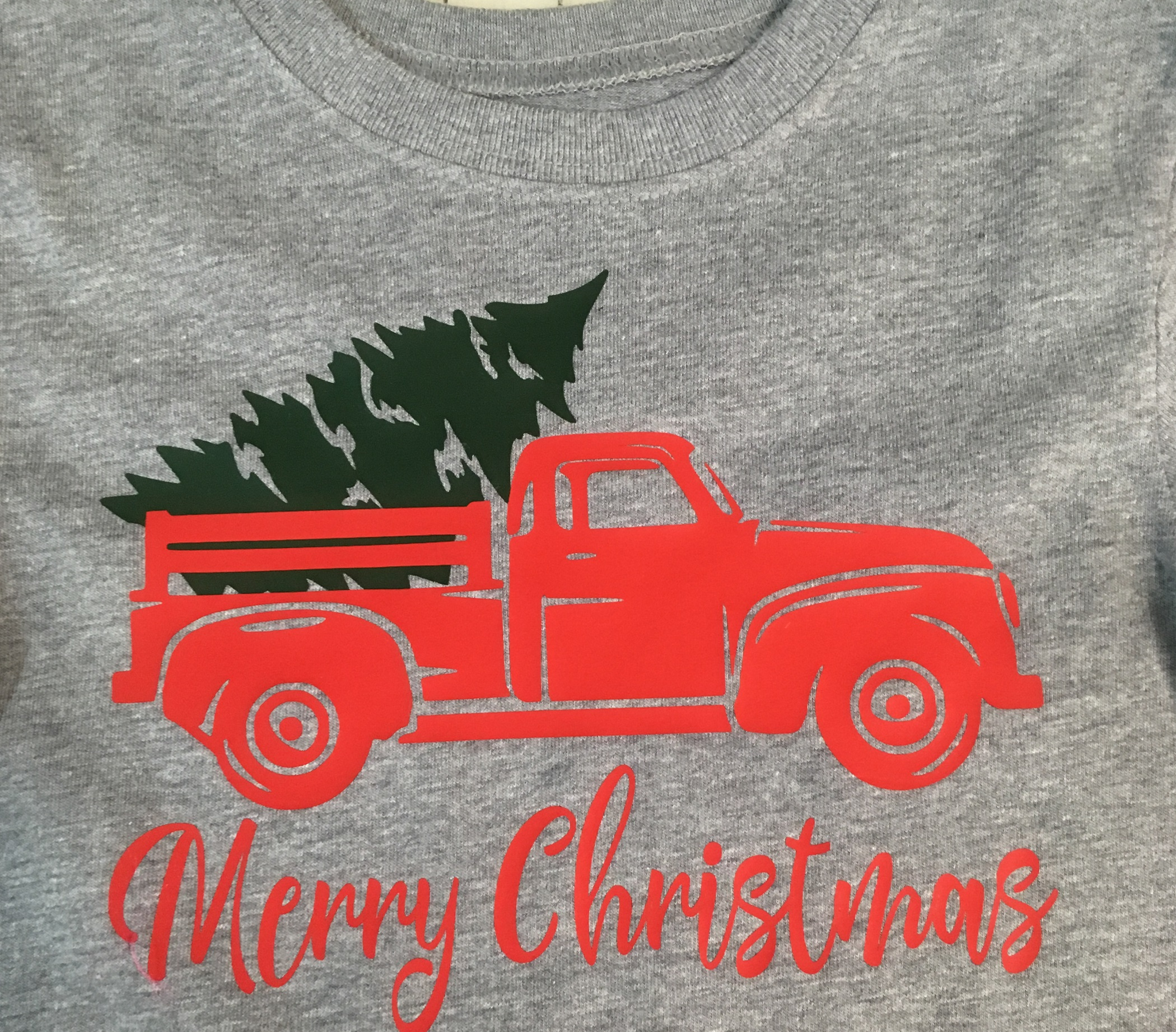 Truck N Tree