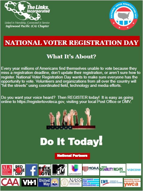 Voter Registration 2019