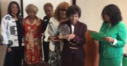 ITS Comm honors Vera Ricketts