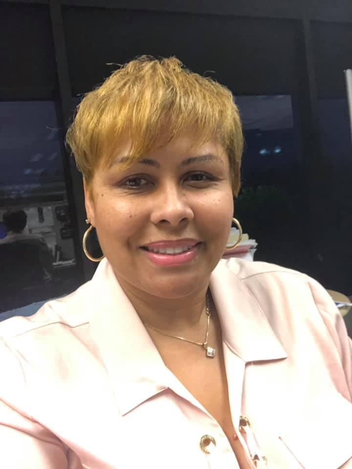Susan Odom Houze in pink10-3-2019