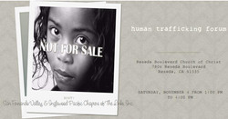 2nd Human Trafficking Wrokshop--Nov4-2017