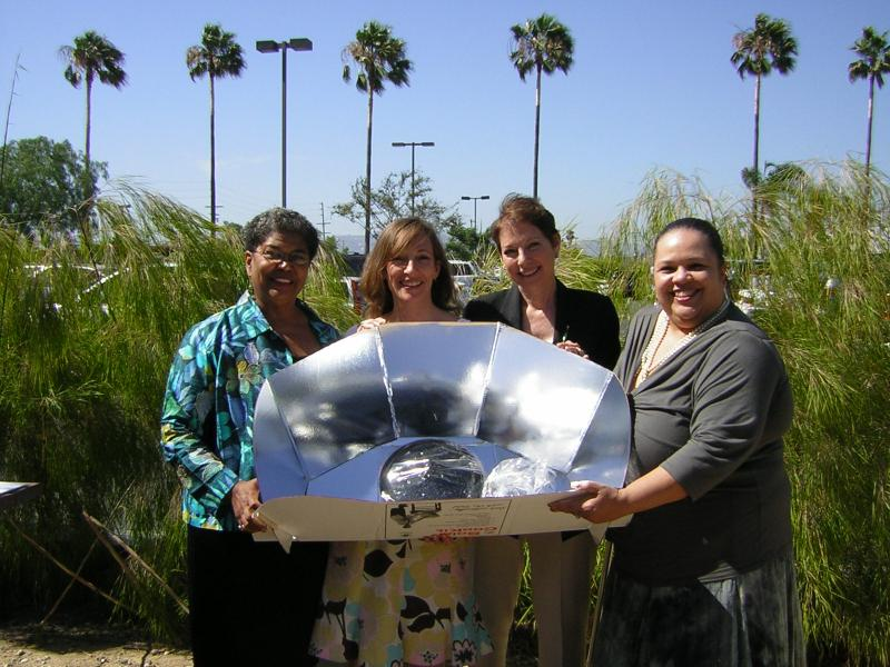 A Solar Cooker Device