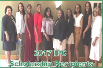 2017 IPC scholars2017
