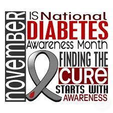 natldiabetes awareness month-november 20