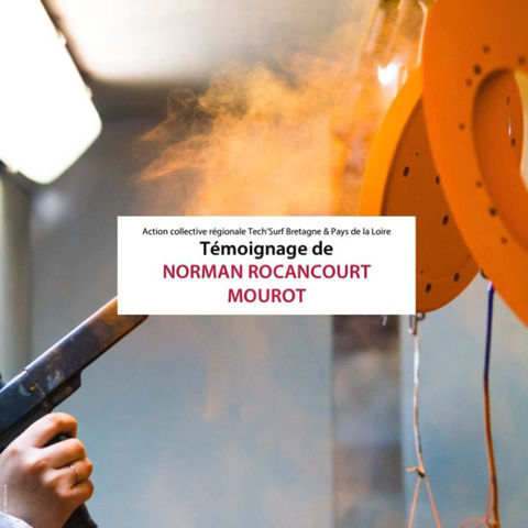 ACR: Entreprise MOUROT-Norman ROCANCOURT témoigne