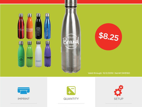 Weekly Special ~ Insulated Bottle