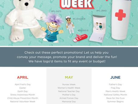 Perfect Promotions | Nurses Week
