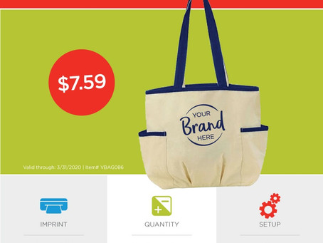 Weekly Special ~ In Tow Tote