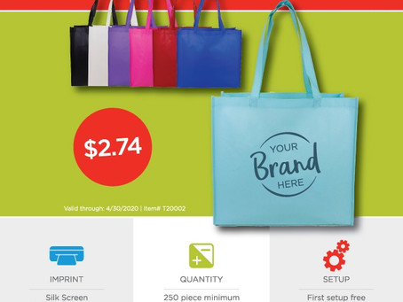 Weekly Special ~ Cosmo Large Tote