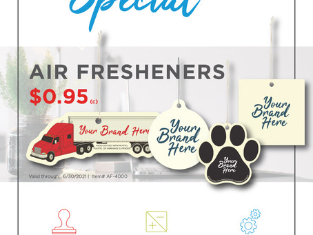 Weekly special - Air Fresheners