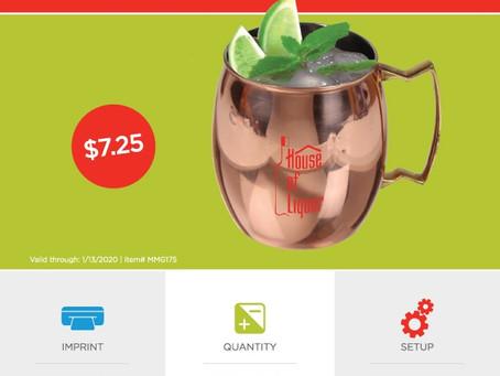 Weekly Special ~ Moscow Mule Mug