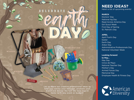 Perfect Promotions | Earth Day
