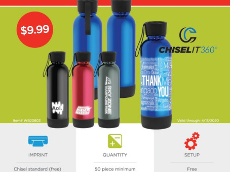 Weekly Special ~ Lite Up Bottle