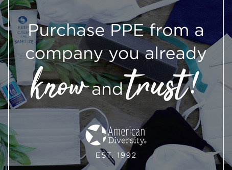 PPE ~ Know and Trust!