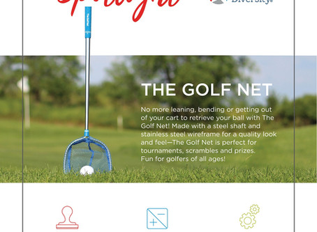 Product Spotlight ~ The Golf Net