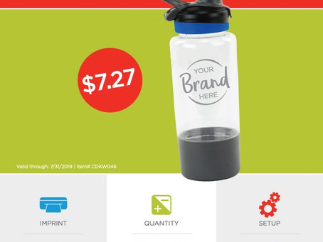 Weekly Special ~ Canyonlands Trail Bottle