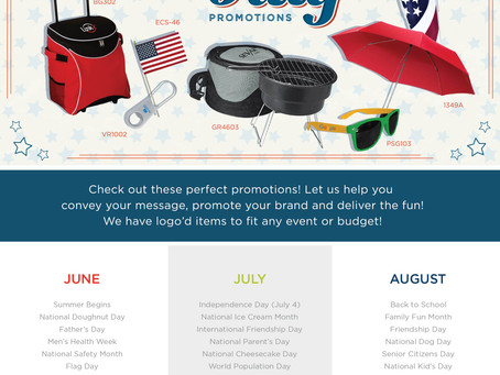 Perfect Promotions | Fourth of July