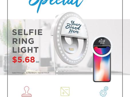 Weekly Special KTI - Selfie Ring Light