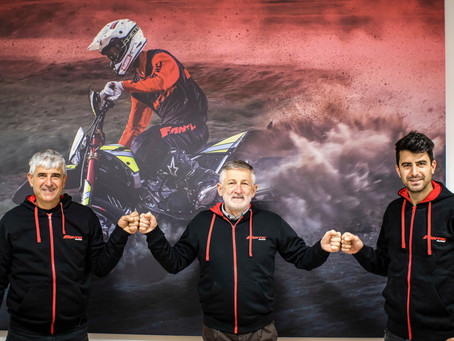 FANTIC DOUBLES ITS MOTOCROSS COMMITMENT: THE FANTIC FACTORY TEAM MADDII IS BORN