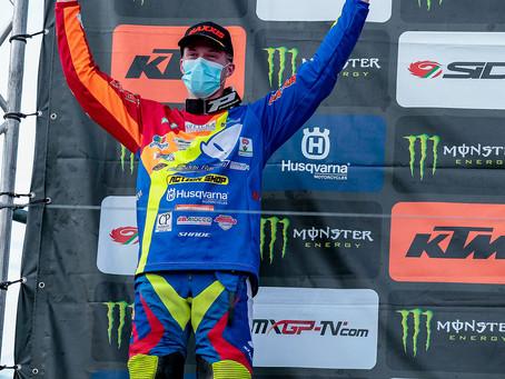 MATTIA GUADAGNINI WIN IN RACE 2 AND GETS SECOND PLACE IN THE EUROPEAN CHAMPIONSHIP!