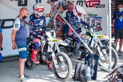 European Championship EMX2 2T Faenza
