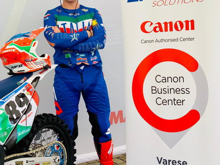 Challenging weekend for Team Italy and Forato at the Motocross of Nations in Assen