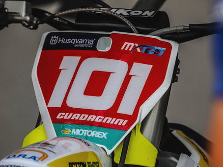 GUADAGNINI MAINTAINS THE RED PLATE AND FORATO FINISHED THIRD IN GERMANY