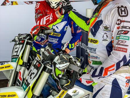 Team Maddii Racing Husqvarna, China, round 18 World championship mx