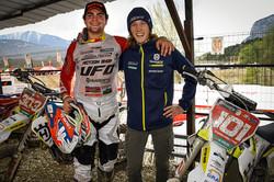 Emx 125/250 round 2 Italy