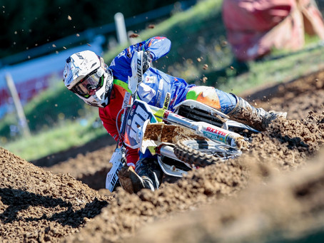 Motocross World Championship Gp of Italy.