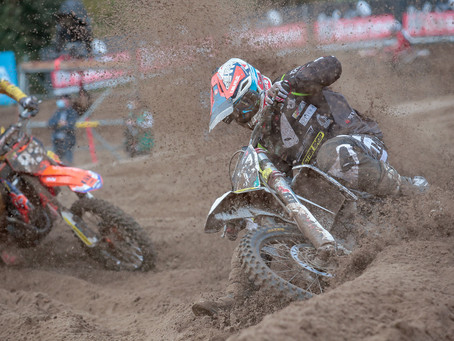 Motocross World Championship MX2 Gp of Limburg.