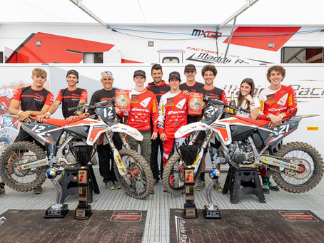 Memorable double victory for Fantic Racing