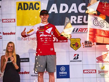 Max Spies vice-champion ADAC & Nicola Salvini closes in third place Italian 125
