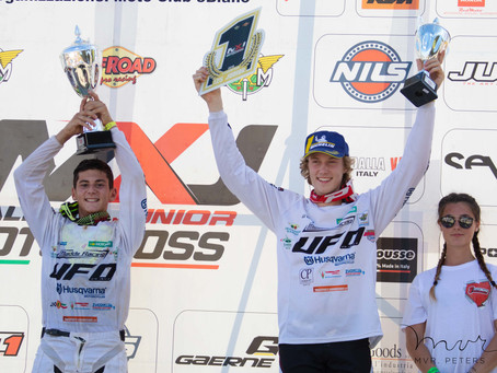 Guadagnini wins the Italian championship and Barcella is third after an incredible victory